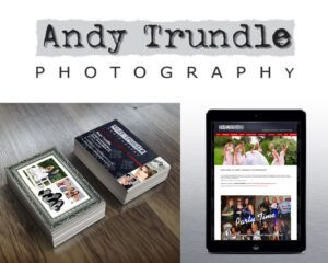 Logo design for Andy Trundle Photography