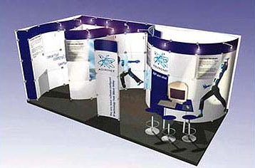 Modular stand design for aduronet