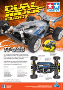 Full page advert for The Hobby Co