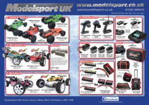 DPS press advert for Modelsport
