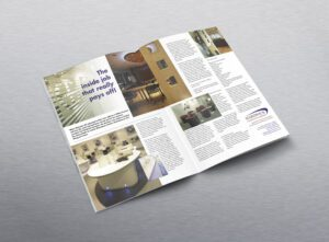 Editorial design for Hardwick Interiors