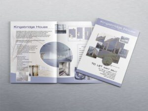Commercial property sales brochure