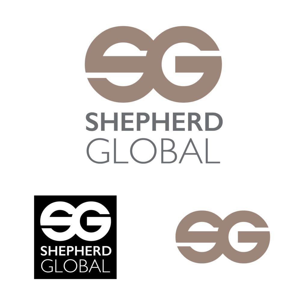 Logo design proposal for Shepherd Gobal