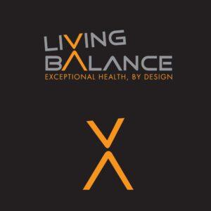 Logo for Living Balance